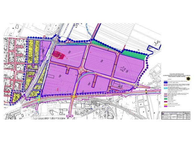 Nacrt Plana detaljne regulacije za prostor istočno od pruge Subotica-Senta i južno od pruge Subotica-Segedin na javnom uvidu do 10. novembra
