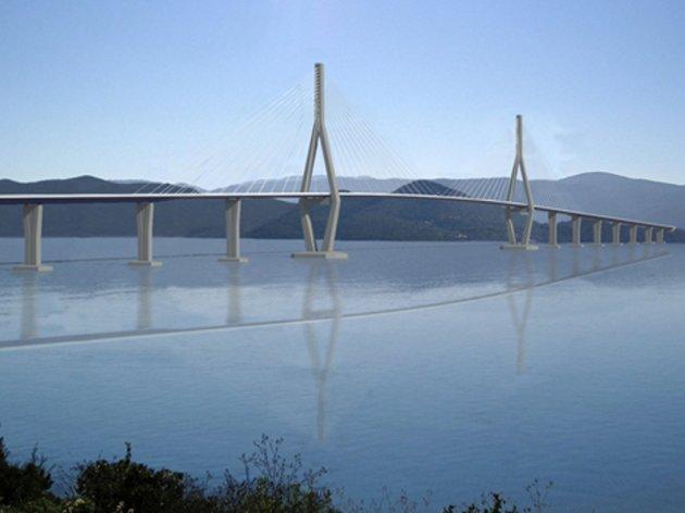 Odbijena žalba Strabaga na izbor Avaxa za graditelja južnog dijela pristupnih cesta Pelješkom mostu
