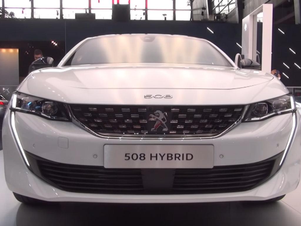 Peugeot 508 Hybrid prelazi do 54 km na struju