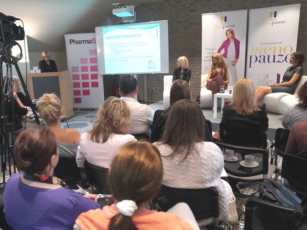 """""""PharmaS"""" predstavio preparat protiv tegoba u menopauzi"""