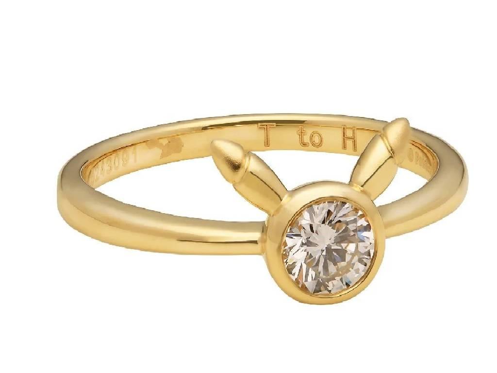 Pikaču vjerenički prsten podijelio mišljenja mladenki