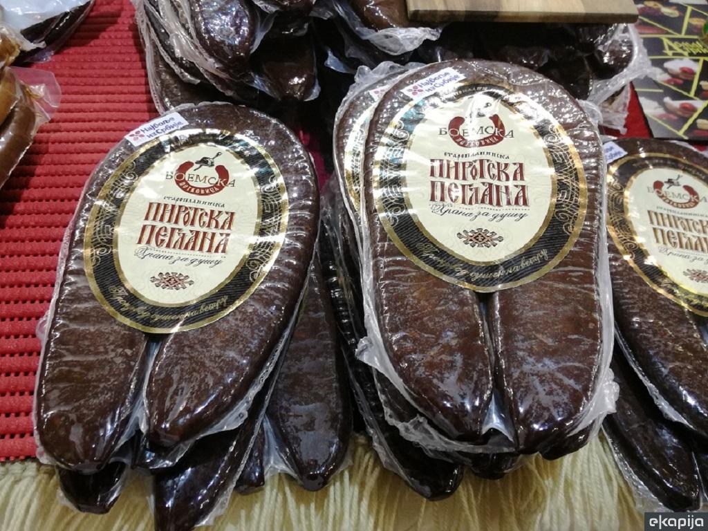 Autentični srpski proizvodi su mamac za turiste - Čuveni pirotski ćilim, kačkavalj i peglana kobasica nemaju svoje prodajno mesto u Beogradu