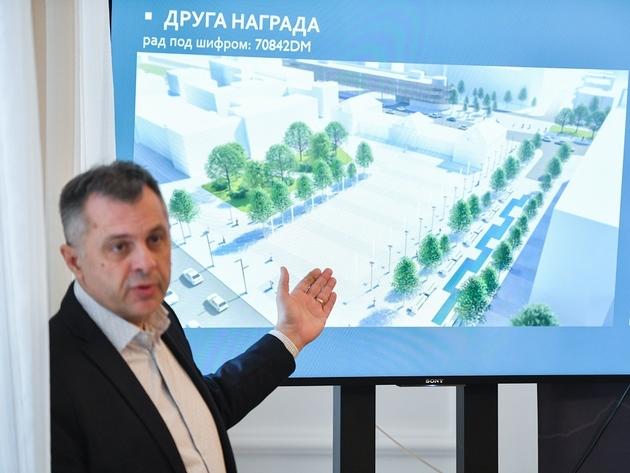 Ovako bi u budućnosti mogao izgledati centar Banjaluke - Najbolja rješenja stigla od tri beogradska tima (FOTO)