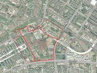 What does the plan for former IMT factory area in Belgrade entail? – Twelve-story buildings, 1-ha park...