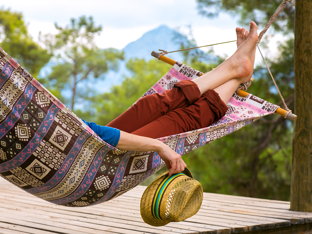 How long should a vacation last for us to truly relax?