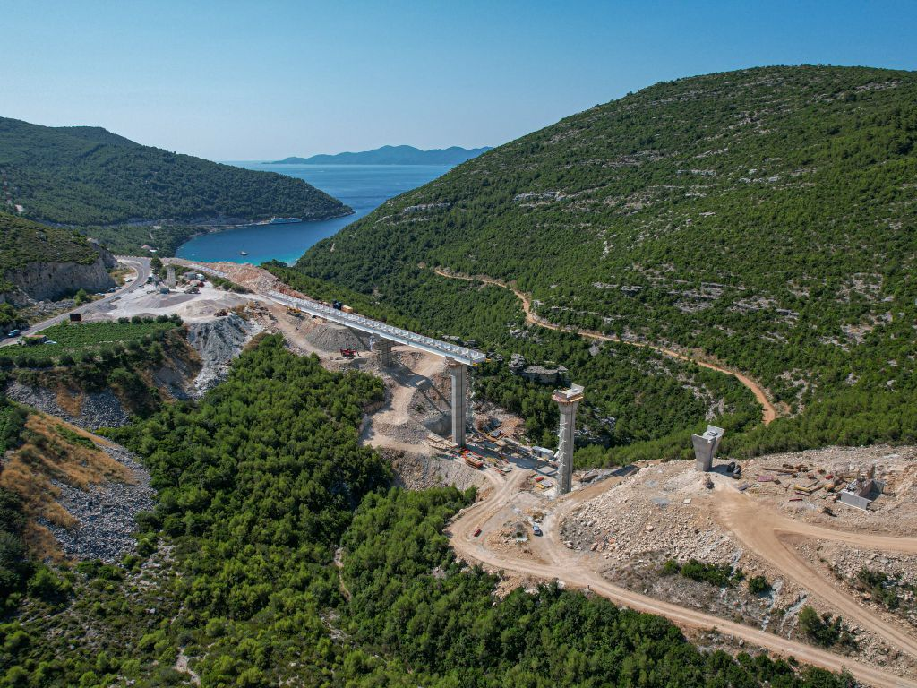 PlanRadar: Digitalno rešenje na projektu Pelješkog mosta