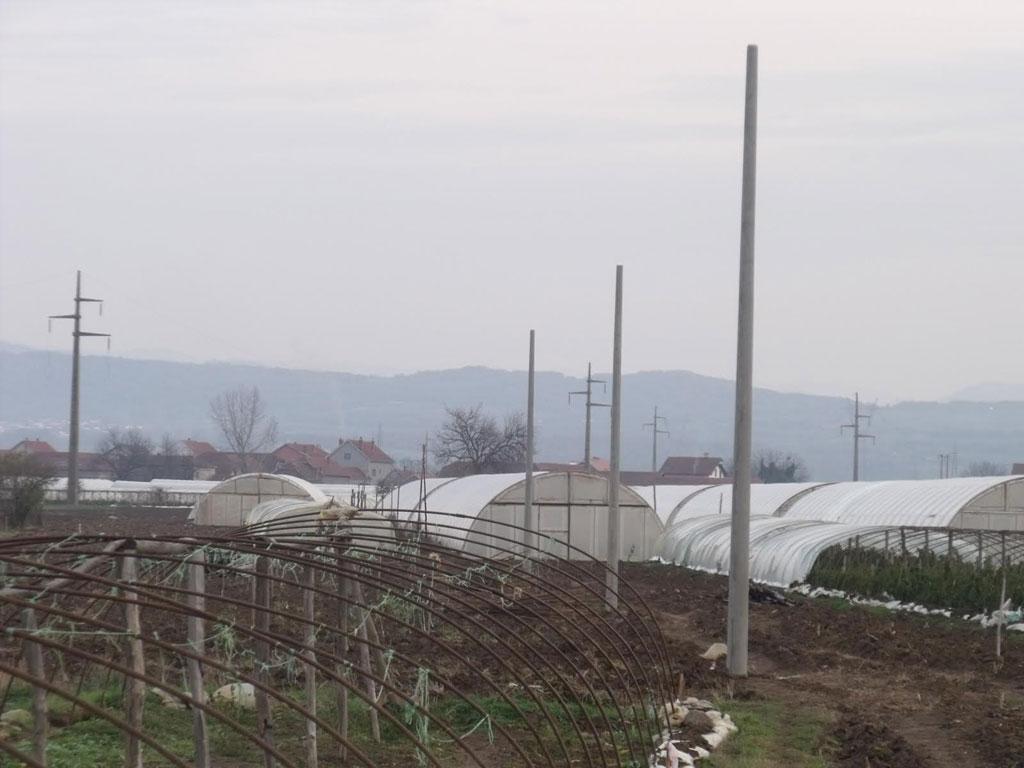 Elektrifikacija leskovačkih polja u punom jeku - Završetak radova već do kraja februara