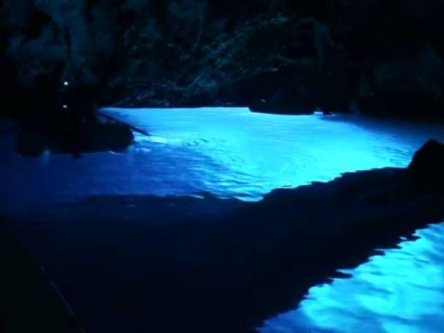 Plava špilja - Neprolazna atrakcija Crne Gore