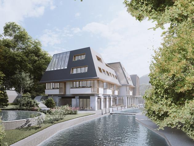 Uskoro kreće gradnja hotela na Plavoj vodi u Travniku - Na mjestu starog niče novi luksuzni objekat (FOTO,VIDEO)