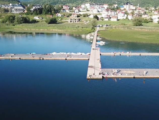 Hotel Plavsko jezero otvara vrata nakon 30 godina - U rekonstrukciju će biti uloženo 5 mil EUR, u planu i obnova sportskih terena