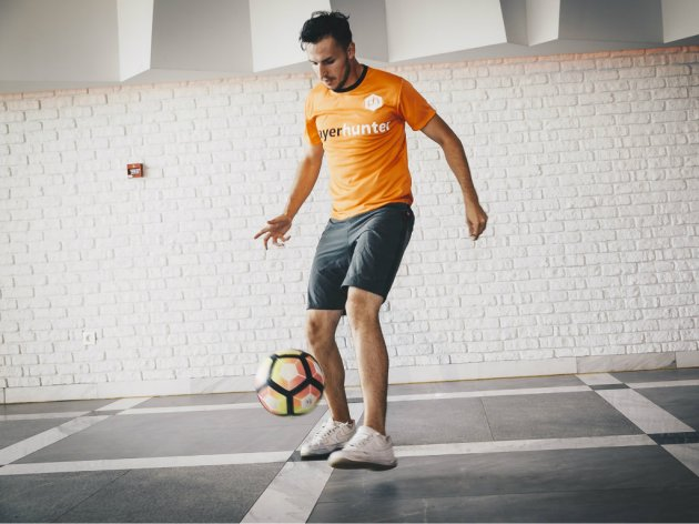 Playerhunter discovering new talents – Social network for athletes expects million users by May 2018