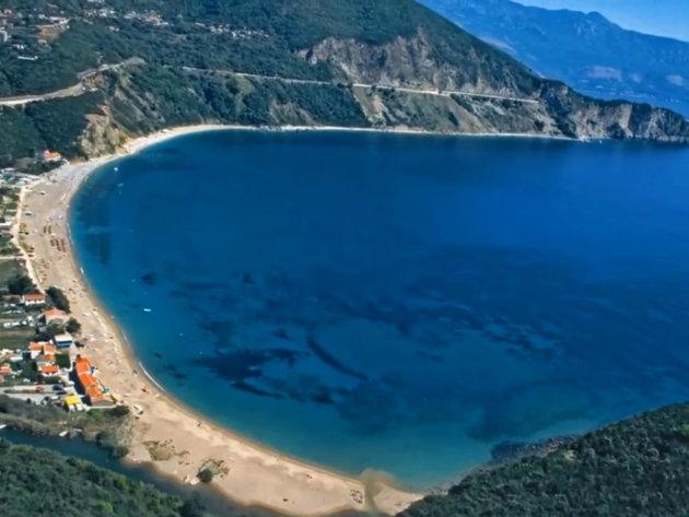 Među 10 najljepših crnogorskih plaža našlo se pet budvanskih