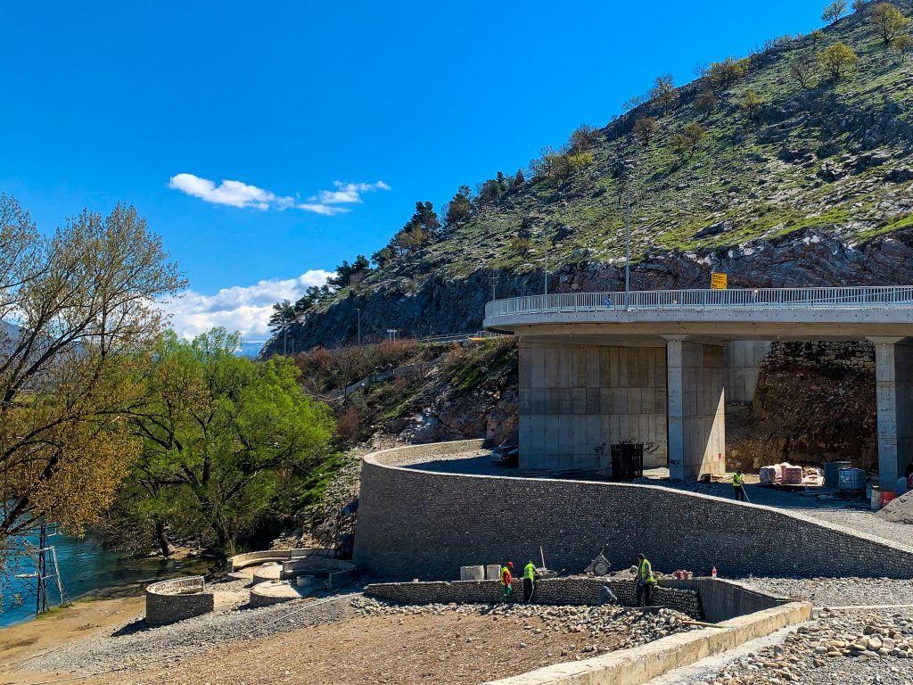 Podgorica će uskoro dobiti jednu od najljepših plaža - Uređenje kupališta u Rogamima privodi se kraju