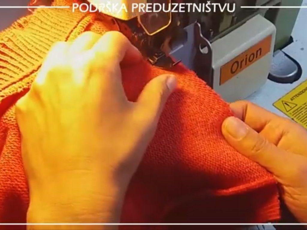 Barska firma Pletent uspješno razvija proizvodnju odjeće od prirodnih materijala - Trikotaža brenda Buba Factory naručuje se iz cijelog svijeta (VIDEO)