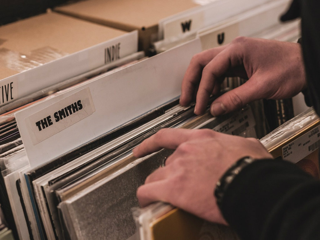 Otvorena prodavnica LP ploča u Subotici