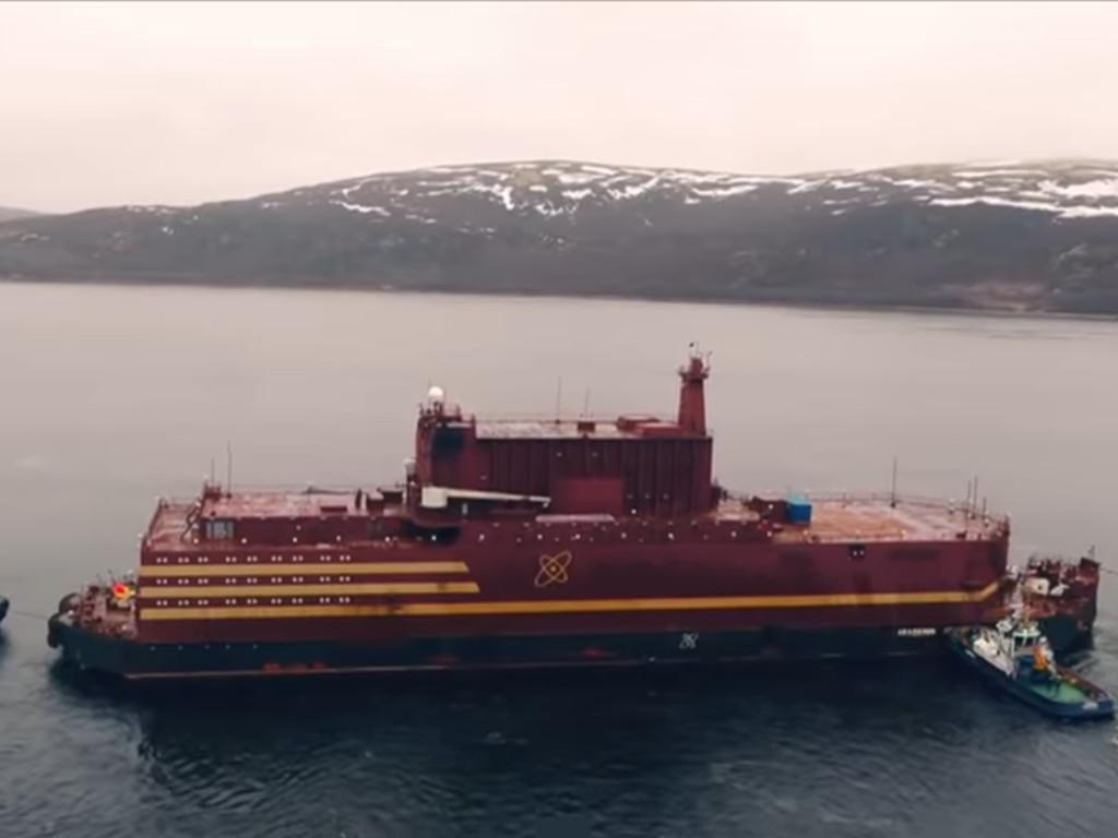 Rusi pustili u rad prvu plutajuću nuklearnu elektranu na svetu (VIDEO)