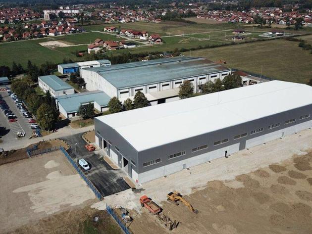 PMP Jelšingrad iz Gradiške počeo izgradnju treće fabrike - Novi pogon za teške konstrukcije vrijedan oko 6 mil KM