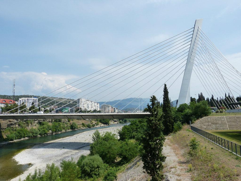 Kulturna ruta povezuje Podgoricu i Mostar