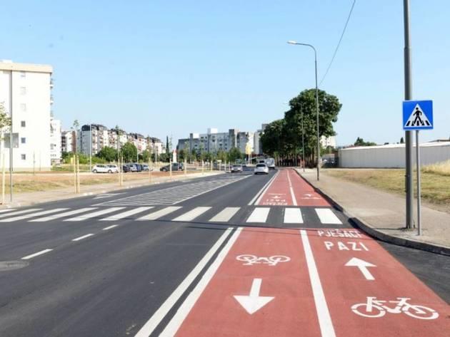 Podgorica dobija još jedan biciklistički koridor