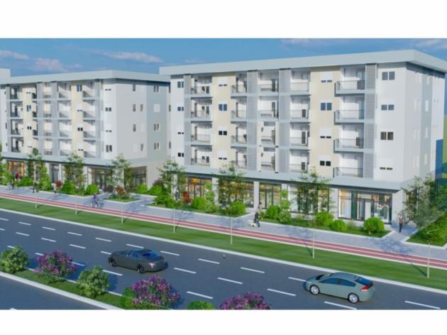 U Podgorici niče još jedan stambeno-poslovni kompleks - Planirana gradnja dvije lamele sa 38 stanova i 10 poslovnih prostora (FOTO)