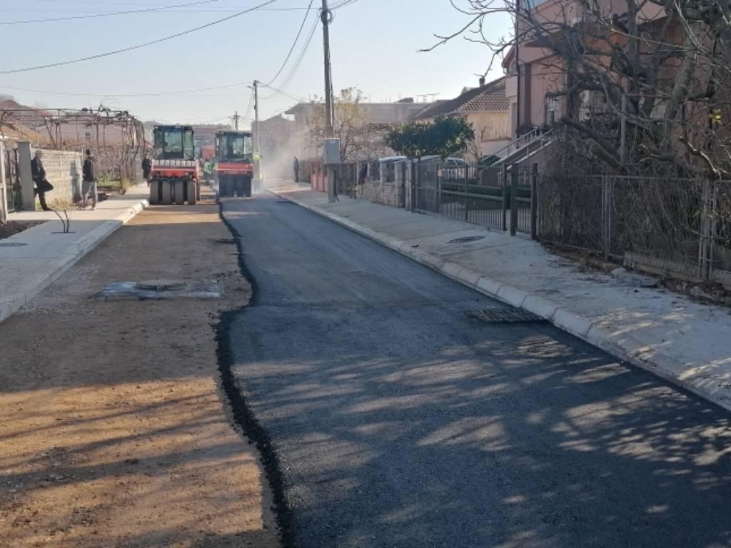 U toku obnova više saobraćajnica u Podgorici vrijednosti 1,5 mil EUR