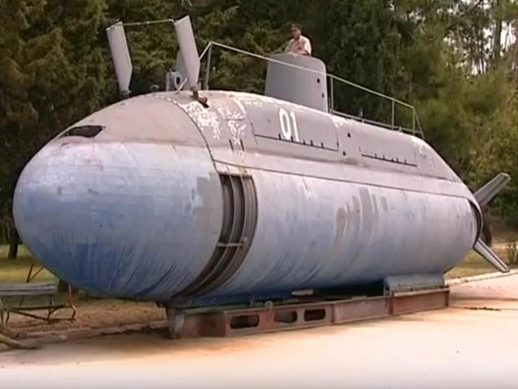 """U-Boot P-911 """"Tisa"""" wird in ein Museum verwandelt"""