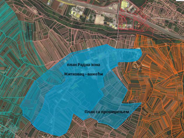 Aleksinac dobija novu radnu zonu - Na 100 hektara gradiće se industrijsko-proizvodni kompleksi, trgovački centri