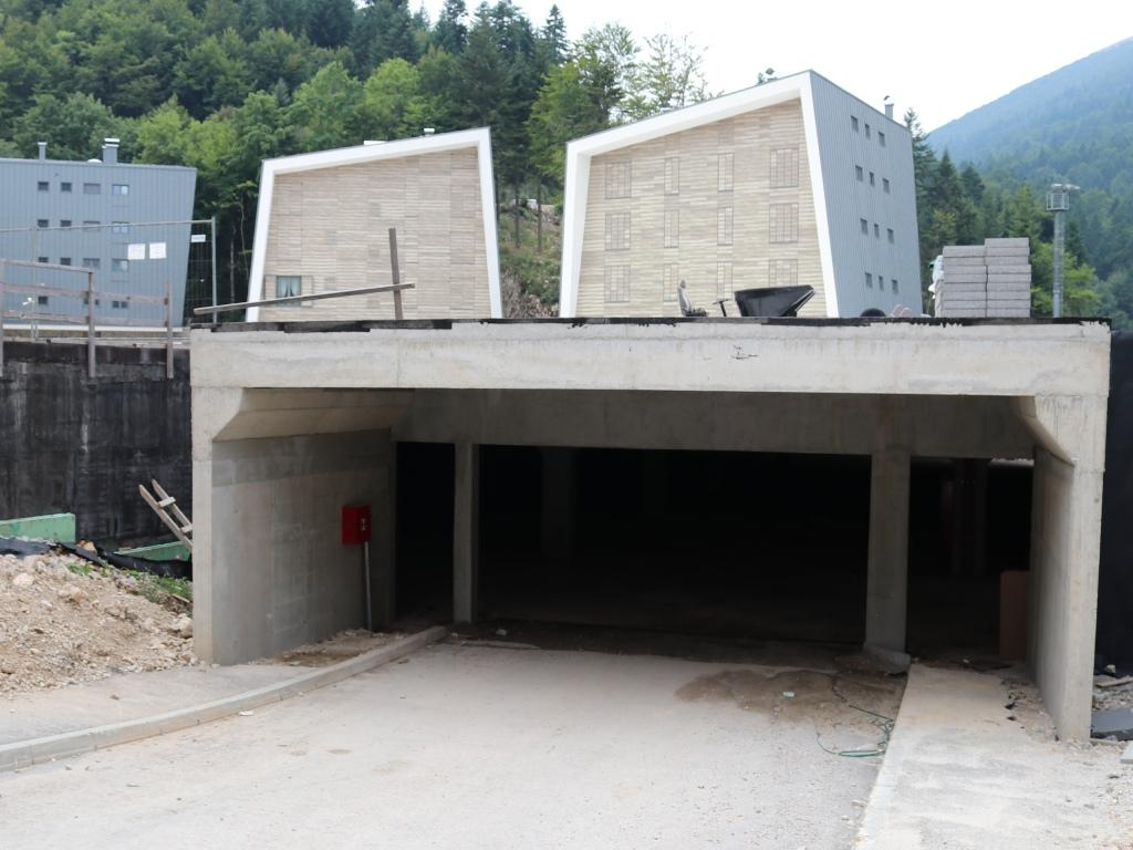 Izgradnja podzemne garaže na Bjelašnici gotova do kraja ove zime - U toku i drugi infrastrukturni projekti