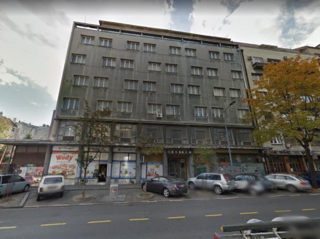 Politika Selling its Business Building in Belgrade Center