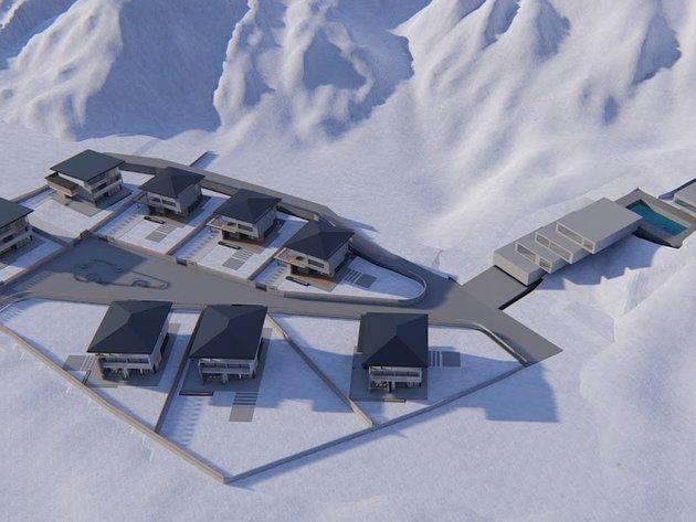 Uskoro kreće gradnja stambenog naselja Poljine Glade u Vogošći - Na 1,4 hektara osam vila i apartmanski objekti