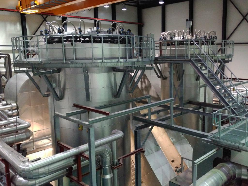 Visokoefikasno i niskoemisiono postrojenje na biomasu kompanije Polytechnik - Za sigurno snabdevanje toplotnom energijom