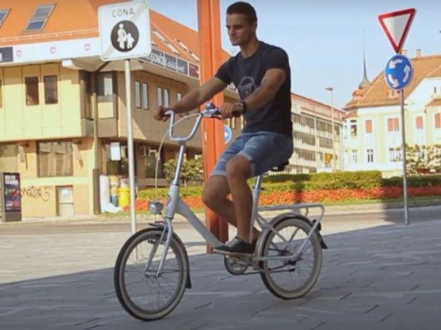 Povratak legendarnog bicikla poni u Srbiju