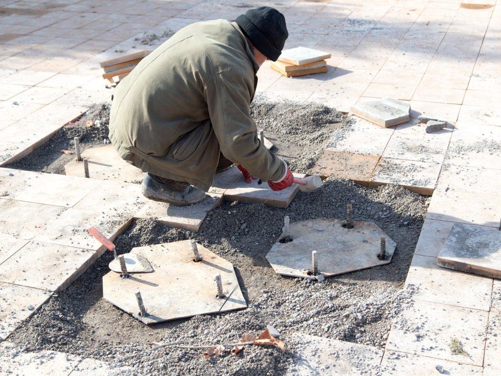 Rekonstrukciju trga na Dobrinji 1 izvodiće sarajevski Mibral