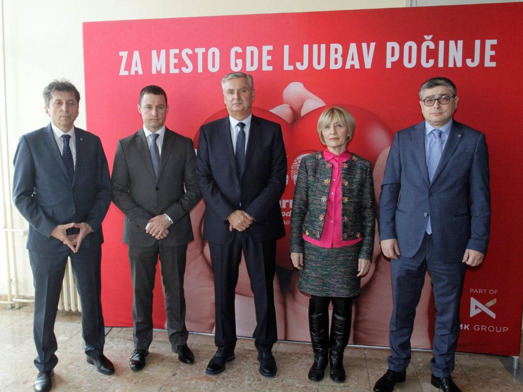 Carnex donirao 70.000 EUR Opštoj bolnici u Vrbasu