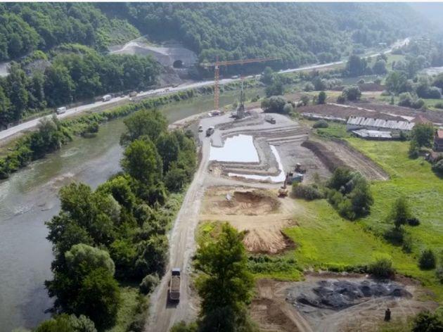 U toku pripremni radovi za izgradnju poddionice Poprikuše-Nemila (VIDEO)