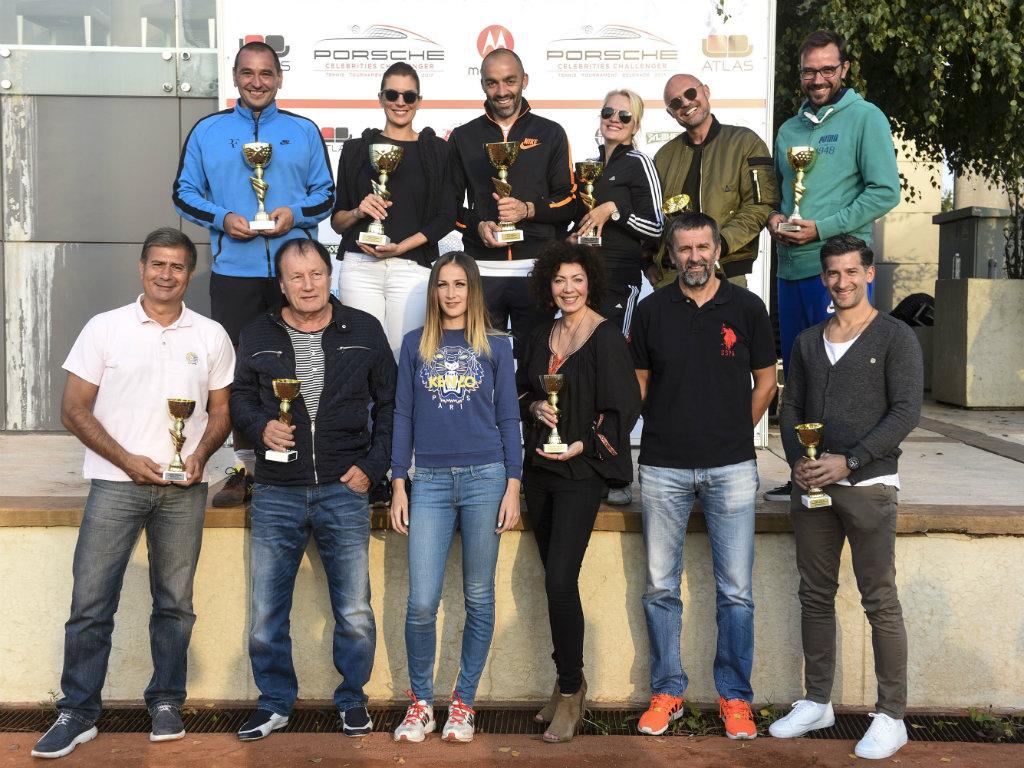 Humanost pobedila na Porsche teniskom turniru poznatih