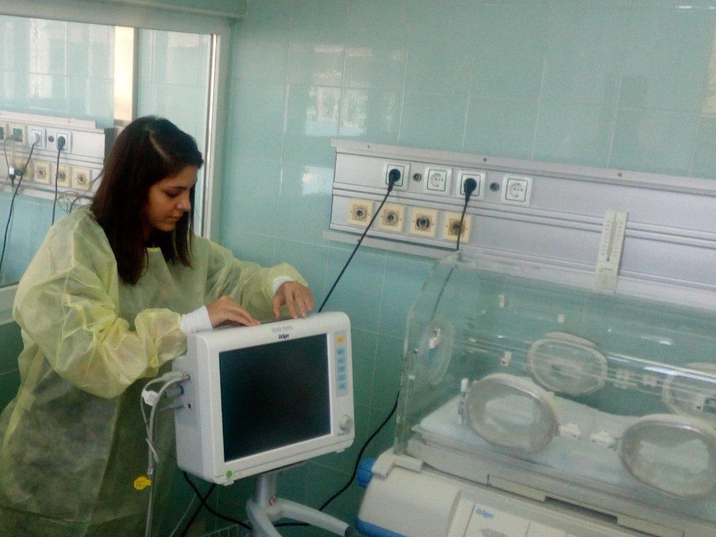 Nordeus donirao lozničkom porodilištu opremu vrednu više od 32.500 EUR