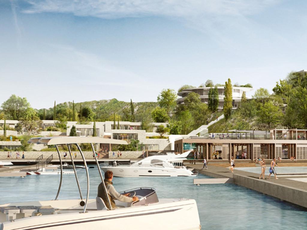 """Na Skadarskom jezeru niče ekološki kompleks vredan 90 mil EUR? - Francuzi žele da izgrade """"Porto Skadar Lake"""" do 2017. (FOTO)"""