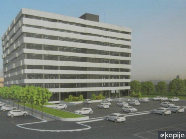 Künftiges Gebäude