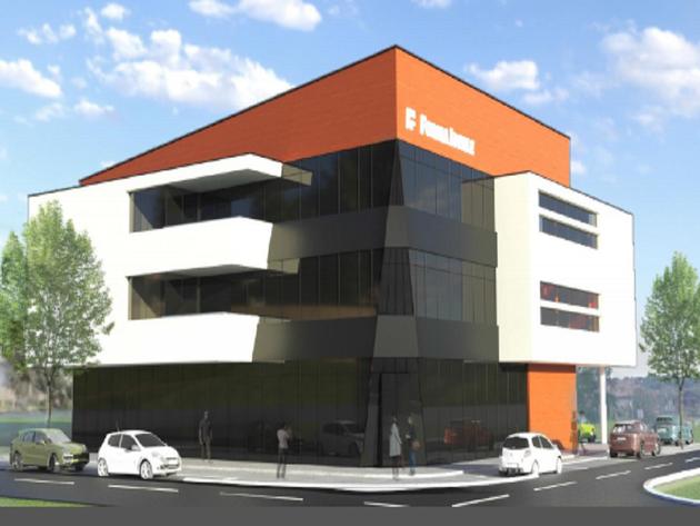 Nova poslovna zgrada gradiće se u Velikoj Plani - Veleporodaja, maloprodaja i kancelarijski prostor na 1.752 m2