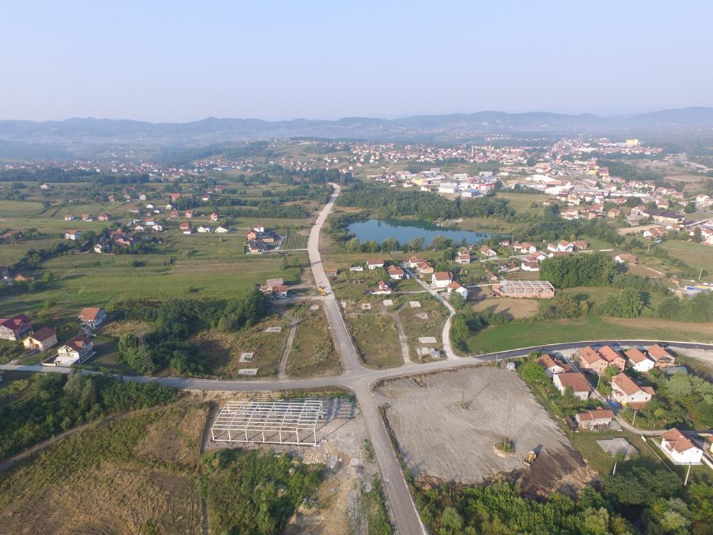 U Tešnju otvorena nova Poslovna zona Glinište - Uloženo 2,6 mil KM