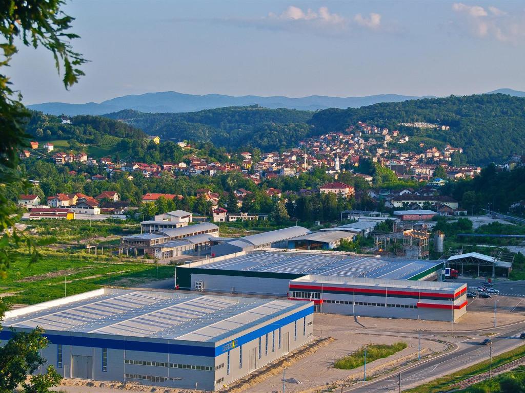 Općina Bosanska Krupa prodaje zemljište u obuhvatu RP Poslovna zona Pilana - Predviđena izgradnja poslovno-proizvodnog objekta