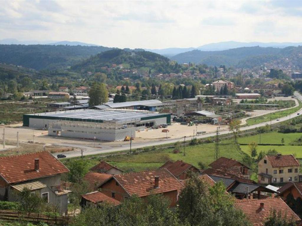 """Općina Bosanska Krupa prodaje zemljište u poslovnoj zoni """"Pilana"""""""