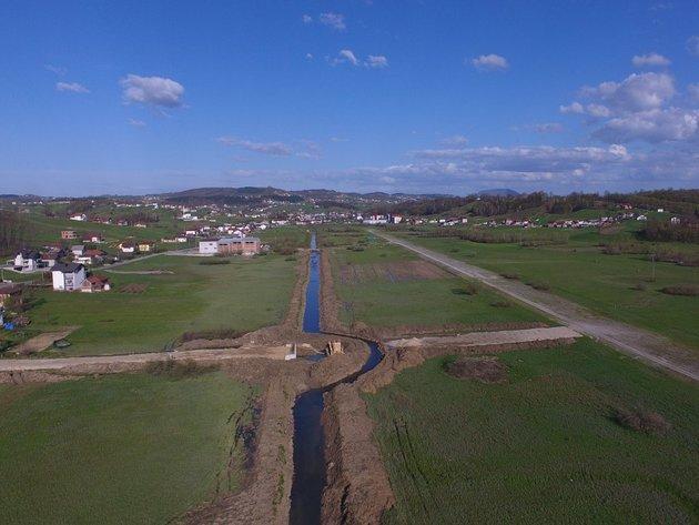 Privodi se kraju uređenje poslovne zone Ratkovac u Cazinu - Uskoro prvi javni pozivi za investitore