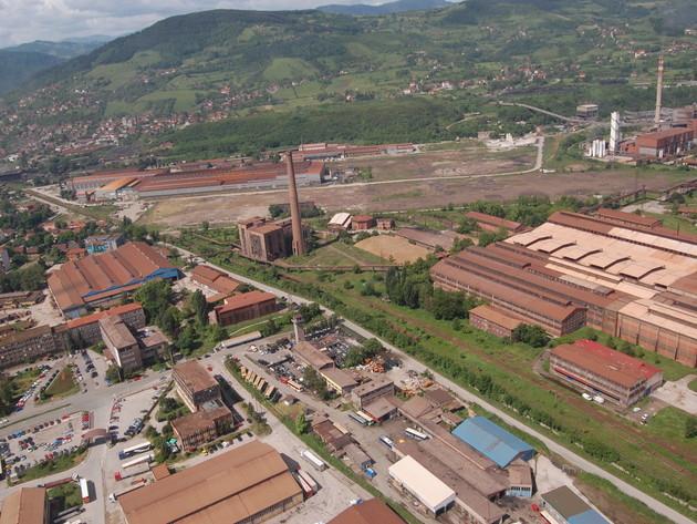 U Poslovnoj zoni Zenica 1 prodate četiri parcele - Očekuje se zaposlenje 200 radnika