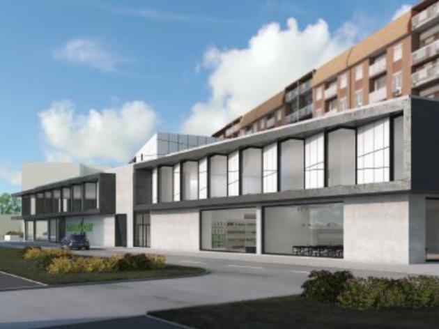 U Bloku 4 na Novom Beogradu na 6.000 m2 gradiće se moderan apart hotel i poslovni prostor sa pokretnom staklenom fasadom