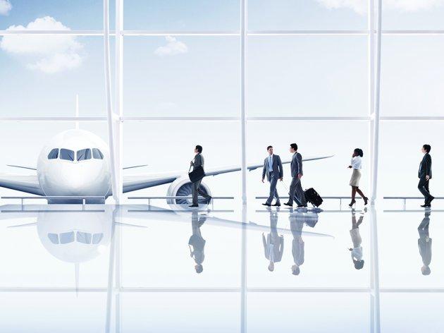Na poslovni put avionom planira 40% manje putnika