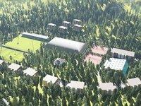 Počinje gradnja poslovno-sportskog centra Trnovo na Bjelašnici - Potpisani ugovori sa konzorcijumom izvođača vrijedni skoro 17 mil KM
