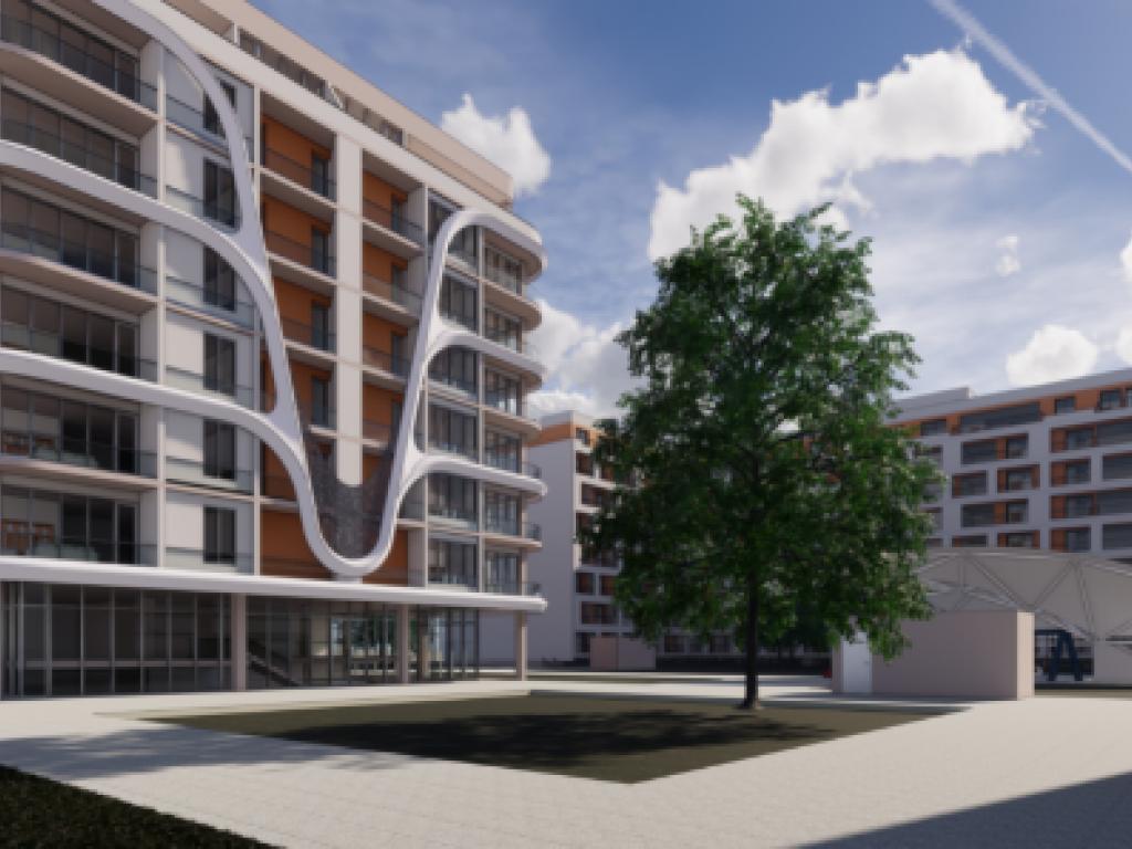 Primo Immobiliar planira izgradnju stambeno-poslovnog kompleksa sa više od 60.000 m2 u novobeogradskom Bloku 64