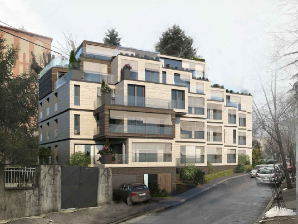Homes & Villas one gradi više od 3.000 m2 najsavremenijeg stambeno-poslovnog objekta na Vračaru